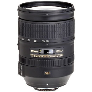 ニコン 交換レンズ AF‐S NIKKOR 28‐300mm f/3.5‐5.6G ED VR