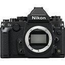 ニコン デジタル一眼レフカメラ「Df」 ボディ DF(BK)(ブラック)