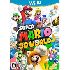 日本全国送料無料!更に代引き手数料無料!任天堂 Wii Uソフト スーパーマリオ 3Dワールド【...