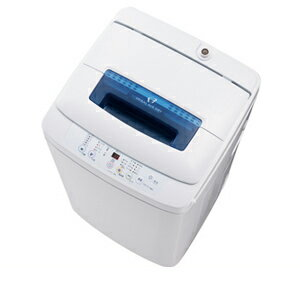 Haier|ハイアール 全自動洗濯機(4.2kg) JW−K42H(W)<ホワイト>【標準設置無料】