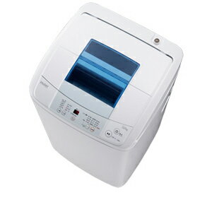 Haier|ハイアール 全自動洗濯機(5.0kg) JW−K50H(W)<ホワイト>【標準設置無料】
