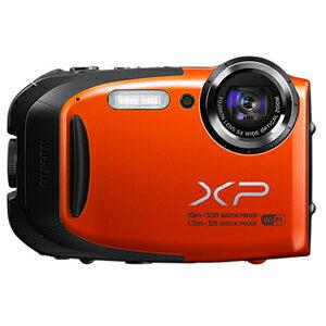 富士フィルム デジタルカメラ「XP Series」 FinePixXP70OR <オレンジ>【送料無料】