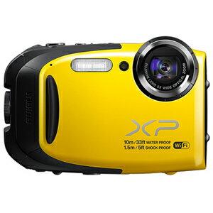 富士フィルム デジタルカメラ「XP Series」 FinePixXP70Y <イエロー>【送料無料】