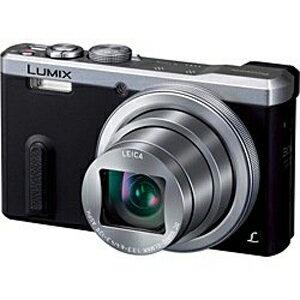 Panasonic デジタルカメラ「LUMIX(ルミックス)」 DMC−TZ60−S <シルバー>【送料無料】