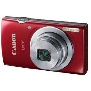 Canon デジタルカメラ「IXY」 IXY120(RE)<レッド>【送料無料】