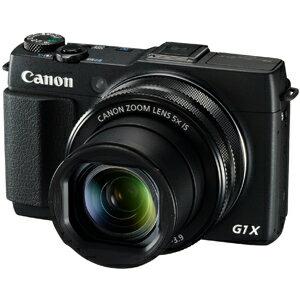 Canon デジタルカメラ「PowerShot」 PowerShot G1 X Mark II【送料無料】