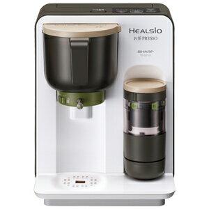 シャープ お茶メーカー「ヘルシオ お茶プレッソ」 TE−GS10A−W <ホワイト系>【送料無料】