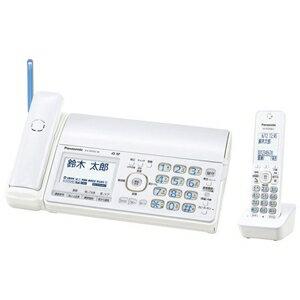 Panasonic デジタルコードレス普通紙FAX 「おたっくす」(子機1台) KX−PD552DL−W <ホワ...
