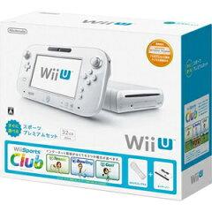 任天堂 Wii U すぐに遊べる スポーツプレミアムセット WUPSWAFU/WIIUスグニアソベルスポ...