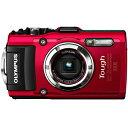 オリンパス コンパクトデジタルカメラ「STYLUS(Tough)」 TG-3 RED <レッド>【送料無料】