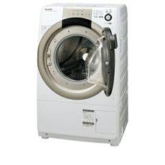 シャープ ドラム式洗濯乾燥機(7.0kg・右開き) ES?S70?WR <ホワイト系>【標準設置無料】