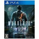 スクウェア・エニックス PS4ゲームソフト MURDERED 魂の呼ぶ...