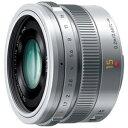 パナソニック Panasonic LEICA DG SUMMILUX 15mm/F1.7 ASPH. H‐X015‐S(シルバー)