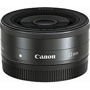 Canon(キヤノン)『EF-M22mm F2 STM(EF-M222STM)』