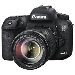 Canon デジタル一眼「EOS 7D Mark II(G)」18−135 IS STM レンズキット EOS7DMK2LK【送...