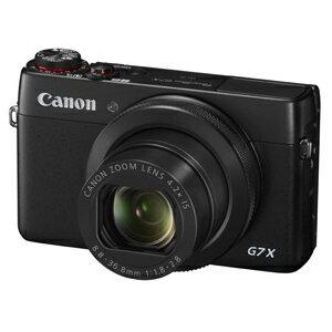 Canon コンパクトデジタルカメラ「PowerShot」 PowerShot G7 X【送料無料】