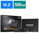 SAMSUNG 970 EVO Plus / NVMe SSD 500GB