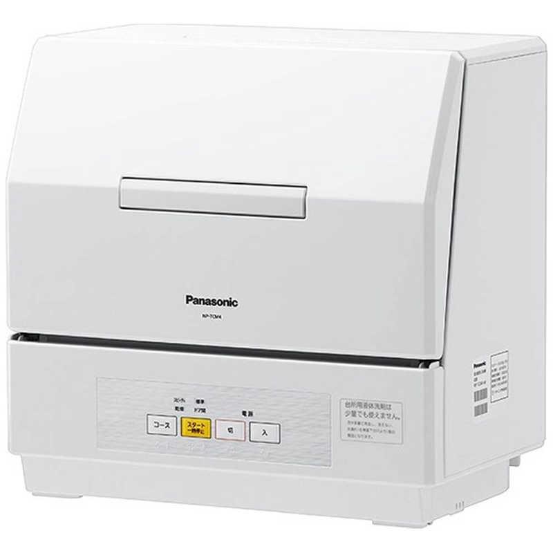 食器洗い乾燥機, 据置型食器洗い乾燥機  Panasonic (318) NP-TCM4-W ()