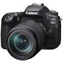 キヤノン CANON デジタル一眼レフカメラ EOS 90D