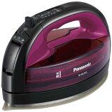 パナソニック Panasonic コードレススチームアイロン CaRuru(カルル) NI-WL505-P ピンク