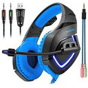 LIMON GAMING HEADSET BLUE BLHS01BL(ブル