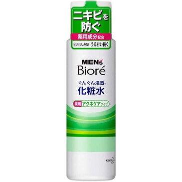 花王 MEN's Biore(メンズビオレ) ぐんぐん浸透化粧水 薬用アクネケアタイプ(180ml)
