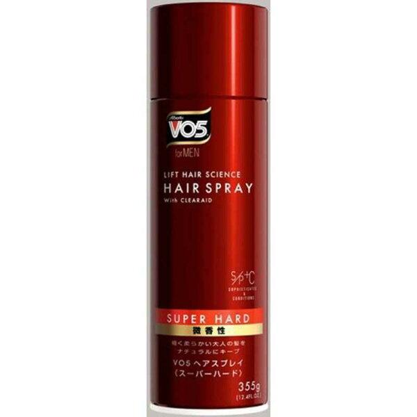 サンスター「VO5」forMENヘアスプレイスーパーハード微香性(355g)VO5メンズヘアスプレーSHビコウ