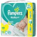 P&G Pampers(パンパース) さらさらケア テープ ウルトラジャンボ 新生児(お誕生−5000g) 114枚〔おむつ〕 パンパーステープウルトラシンセイ