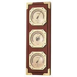 エンペックス 気象計「ウエザーマスター」 BM‐751