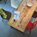 東谷 worker table ワーカーテーブル ダイニングテーブル 幅180cm W180×D80×H72cm GUY-674
