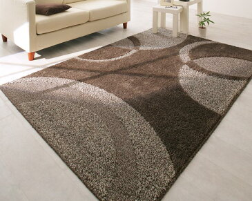 ラグ カーペット おしゃれ ラグマット 絨毯 洗える 北欧 安い マット 190×190 3畳 アイボリー 防音 厚手 極厚 ふかふか モダン かっこいい ヴィンテージ