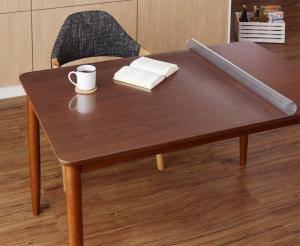 ダイニングテーブルマット 防水 テーブルカバー ビニール デスクマット ビニールシート 厚手 保護マット テーブルマット テーブルクロス 滑り止め 安い ( テーブルマット120×180cm )