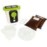送料無料 自然にカエルS 基本セット SKS-101型 生ゴミ処理機 家庭用