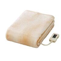 送料無料電気敷毛布電気毛布日本製国産毛布ホットブランケットかけ毛布しき毛布ひざ掛けロング