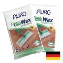 送料無料 厚手アウロ ワックスシート auro 20枚 フローリングワックス AURO Clean & Care WAX アウロ クリーンアンドケアワックス