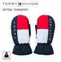 トミーヒルフィガーゴルフMITTEN THMG8FM72018年秋冬モデル 新作 MITTENTOMMY HILFIGER GOLFミトン あたたかい 手袋 New サイズフリートリコロールゴルフ用品 ゴルフ小物