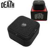 DEATH BOX SPEAKER デスボックス ポータブルスピーカー 携帯型 充電式 ブルートゥース モバイルスピーカー