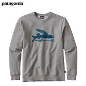 PATAGONIA パタゴニア ウェアー FLYNG FISH CREW 39473 FGBS メンズ・フライング・フィッシュ・ミッドウェイト・クルー・スウェットシャツ