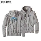PATAGONIA パタゴニア ウェアー FITZROY CREST 39452 FEA メンズ・フィッツロイ・クレスト・ライトウェイト・フルジップ・フーディ