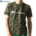 CHAMPION チャンピオン リバースウィーブ Tシャツ 17SS C3-H372 090