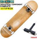 スケートボードコンプリート選べるサイズTOOL付組み立て済み発送スケボー完成品skateboardストリートオススメ