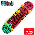 BLIND コンプリート キッズ セット WILD ATHLETIC PREMIUM DECK 7.25 インチ BLC-018 ブラインド スケートボード スケボー