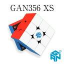 \正規販売店/ ☆30日間保証☆ GAN356 XS ステッカーレス 競技向け 磁石内蔵3x3x3キューブ gancube GANCUBE ルービックキューブ 専用収納袋付き 1