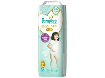 P&G パンパース肌へのいちばんパンツSJXL36マイx1
