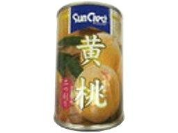 サンクレスト 黄桃 425g x12 *