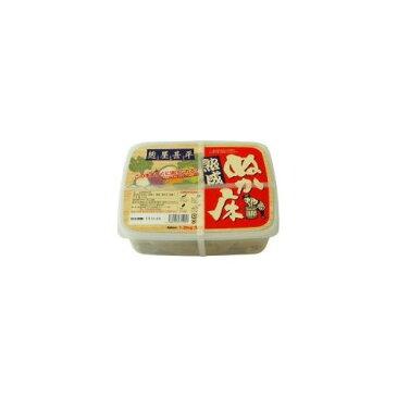 マルアイ食品 麹屋甚平 熟成ぬか床 容器入(1.2kg)