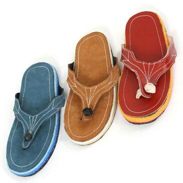 送料込み ブーフーウー BOOFOOWOO 天然皮革 サンダル 靴 キッズ/メンズ レッド/ブルー/ブラウン 15-28cm 3035613