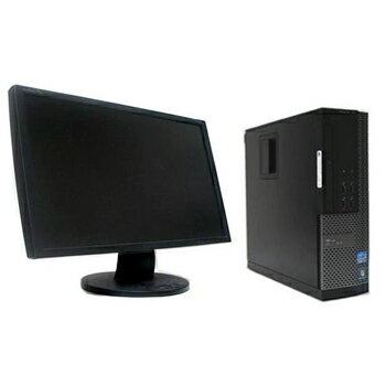 パソコン, デスクトップPC  DELL Optiplex 790SF Windows7 Pro Core i3 3.1GHz 16GB SSD 120GBHDD 1TB DVD 23