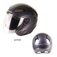 コミネHK-168-PLUTOX(プルートX)ジェットヘルメット