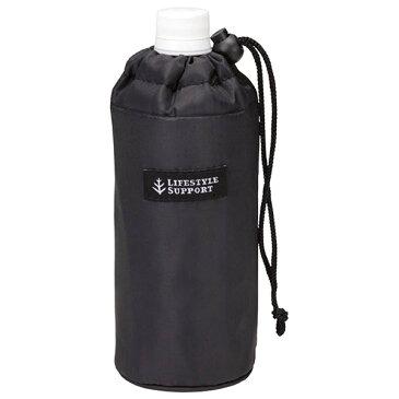 ペットボトル カバー シンプル(BK)